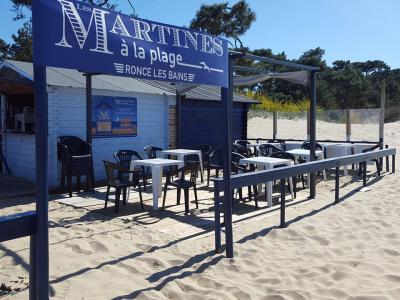 Photo 2 - Les Martines à la plage - Fest'Ronce