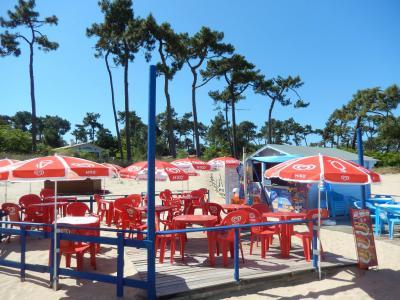 Photo 3 - Les Martines à la plage - Fest'Ronce