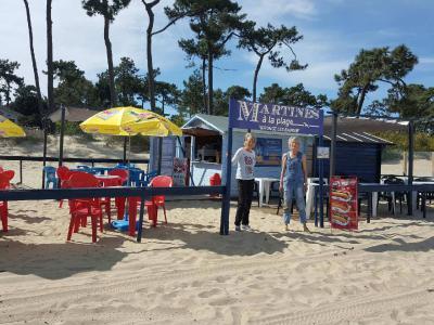 Les Martines à la plage - Photo - Fest'Ronce